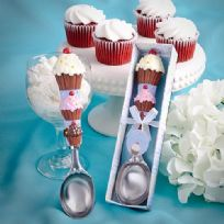 Adorable Cup Cake Ice Cream Scoop